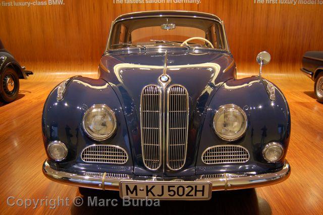 BMW Museum: A travel journal